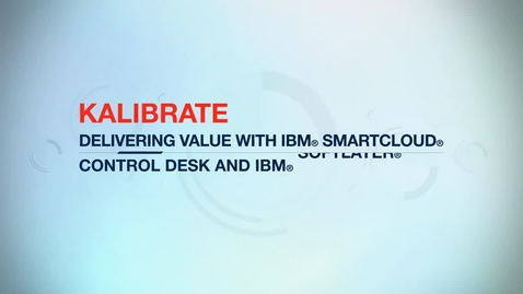 Thumbnail for entry Kalibrate helps a client save up to 90% of process time with IBM Cloud technology