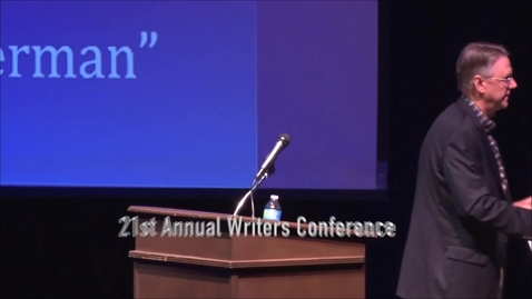 Thumbnail for entry Writer's Conference 2017 - Anne Hillerman