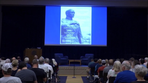Thumbnail for entry Great War Lecture Series: The Front Line Soldier on the Western Front in the Great War
