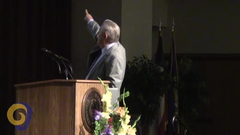 Thumbnail for entry WTMA Distinguished Lectureship in Science 2012 - Dr. Framer - Part 2