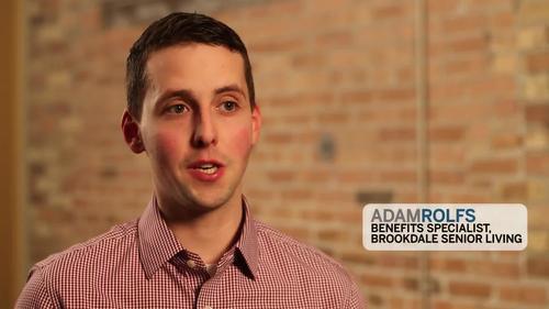Online Benefits Enrollment Software - Cloud Based Employee