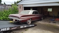 1962 Oldsmobile Jetfire Garage Find Removed for First Time since 1974!