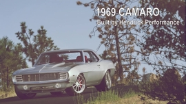 1969 Camaro Hendrick Performance Gallery Video