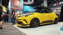 2018 Toyota C-HR Built by pbskids