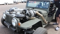 1950 Jeep M38 twin turbo