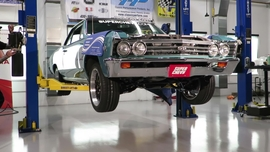 Week To Wicked 1967 Chevelle hits the ground for the first time!