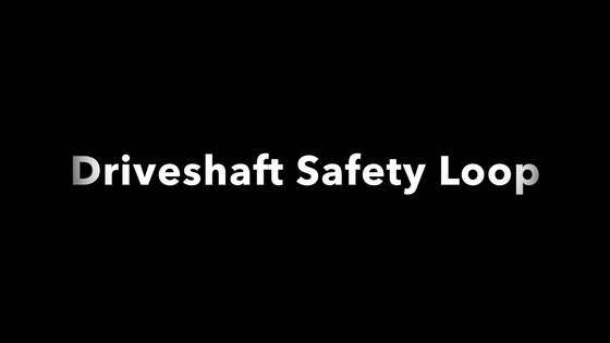 Watch: Installing a Driveshaft Safety Loop on a Fox body Mustang