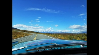 Driving Alaska's Denali Highway