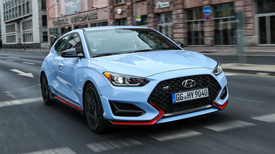Video Thumbnail For Behind The Wheel Of Hyundai S Latest Hot Hatch