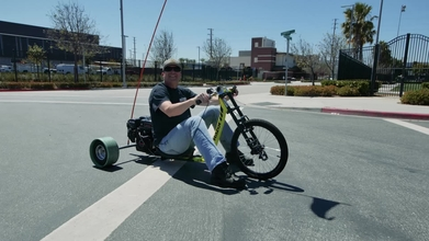 How To Build a Drift Trike