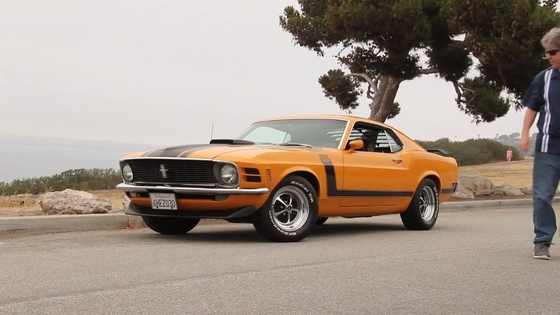 It Always Had to be a Boss 302!