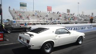 Boss 429s Drag Race