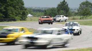 Mid-America Feature Vintage Road Race