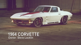 1964 Corvette Locklin Gallery Video
