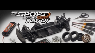 HPI Racing RS4 Sport3 Creator Edition Build-Off: Week 2