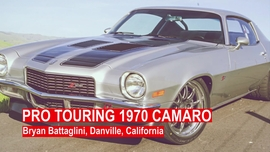 1970 Camaro Z28 Pro Touring Gallery Video