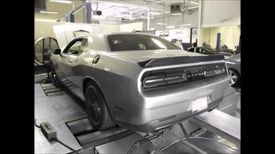 Dyno Test: 2015 Scat Pack 392 Challenger With TTI Headers & DiabloSport tune