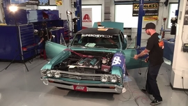 Wiring a 1967 Chevelle in 30 Seconds