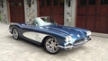1959 Corvette Packs a Punch with 525hp LS