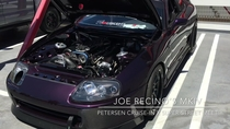 Petersen x SS Meet Best of Show Supra