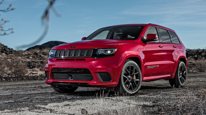 Attractive Video Thumbnail For 7 Reasons Why The Jeep Trackhawk Is The Ultimate Muscle  SUV