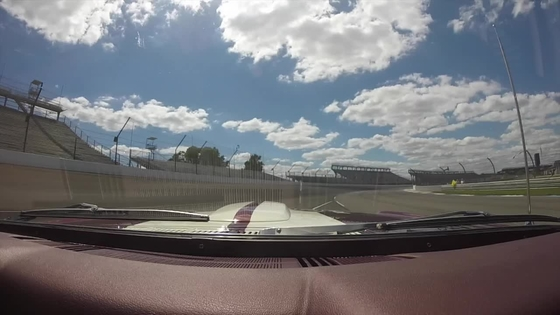 A lap of Indianapolis Motor Speedway's road course