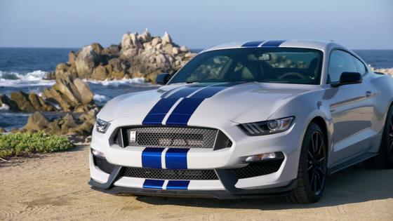 First Drive: Testing the All-New Shelby GT350 at Laguna Seca and on the Streets
