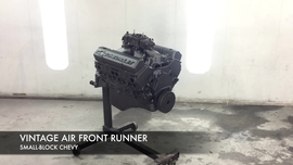 Small-Block Chevy Vintage Air Front Runner
