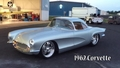 Radical, Custom 1962 Corvette Features LS Power and Body Updates