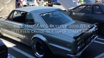 Petersen Perfection Winning Nissan Skyline GTX