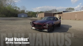 This 1971 Camaro Just Raised the Pro Touring Bar