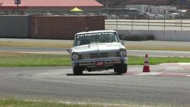 1966 TCI Nova at the 2017 Classic Industries Super Chevy Muscle Car Challenge Presented by Falken Tire