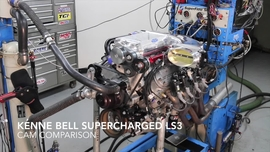 Supercharged LS3