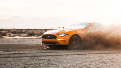 Video Thumbnail For Using Fords Line Lock To Turn The Ultimate Mustang Burnout