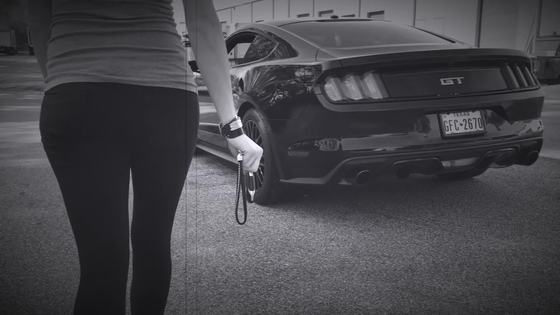 Mustang Girl Monday: Lea Anne Powell and her 2015 S550 Mustang