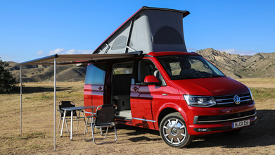 10 Reasons Why the Volkswagen T6 California Is the Best Camper Van You  Can't Buy