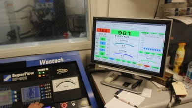 FiTech Ultimate LS Induction System dyno test at Westech Performance