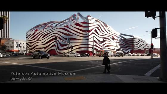 Petersen Automotive Museum Curator Leslie Kendall