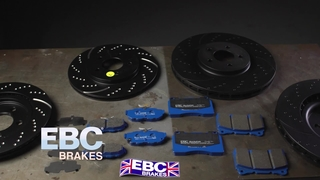2013 S197 Week to Wicked: EBC Brakes