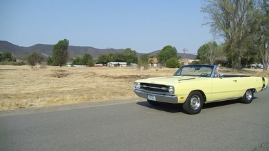 1969 Dodge Dart GTS: Over Four Decades with the Talley Family