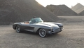 1960 Chevrolet Corvette With Aviation Theme and Plenty of High-Tech Handling