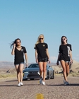 Jess Harbour, Sandra Wong, Karina Velez on the Targa Trophy LA 2 Las Vegas Rally