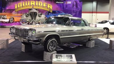 2017 Chicago World Of Wheels Lowrider Showcase Hot Rod Network
