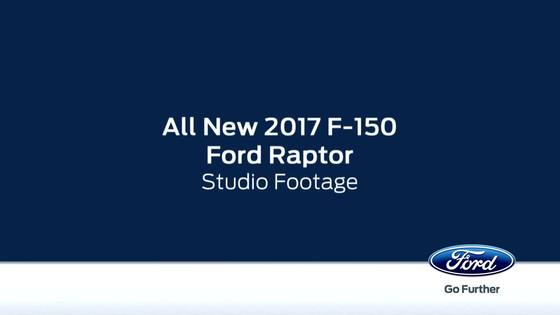 Ford Reveals 2017 Ford F-150 Raptor SuperCrew Sales to China