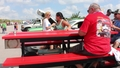 Picnic Table Drive By
