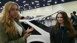 Mustang Girl Monday: Danielle Turley and her late-model Mustang corral