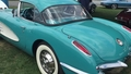 1959 Corvette in Crown Sapphire color