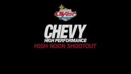 Chevy High Noon Shootout