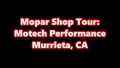 Motech Performance Shop Tour