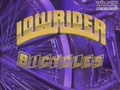 Lowrider Bikes and Bombs at the Lowrider 20th Anniversary Tour Super Show